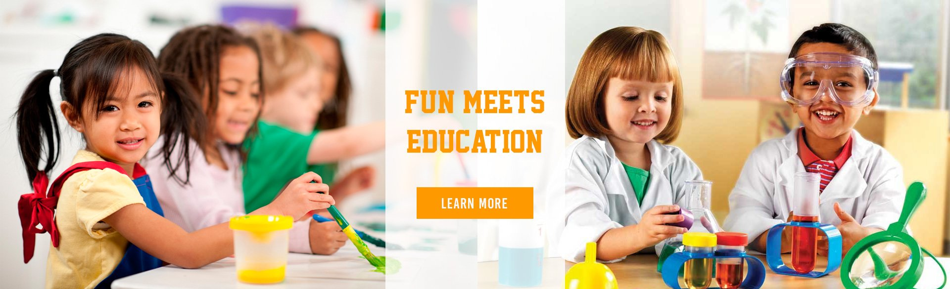 Fun Meets Education